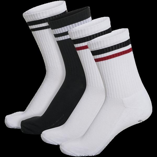 Bilde av hummel Retro 4-pack Socks Mix